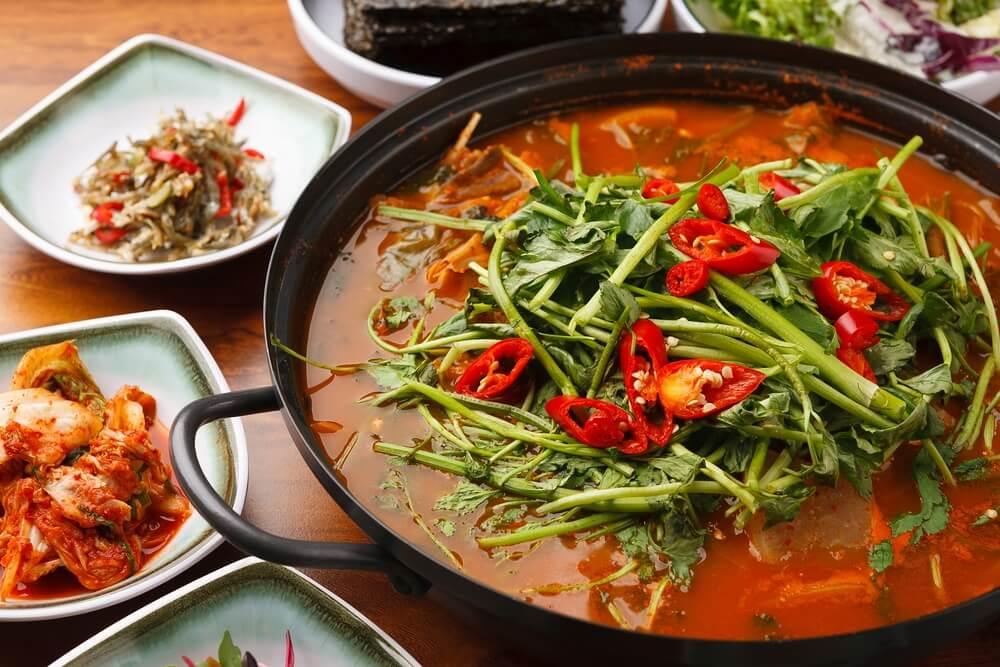 Da Tang's Crockpot Spicy Fish Stew