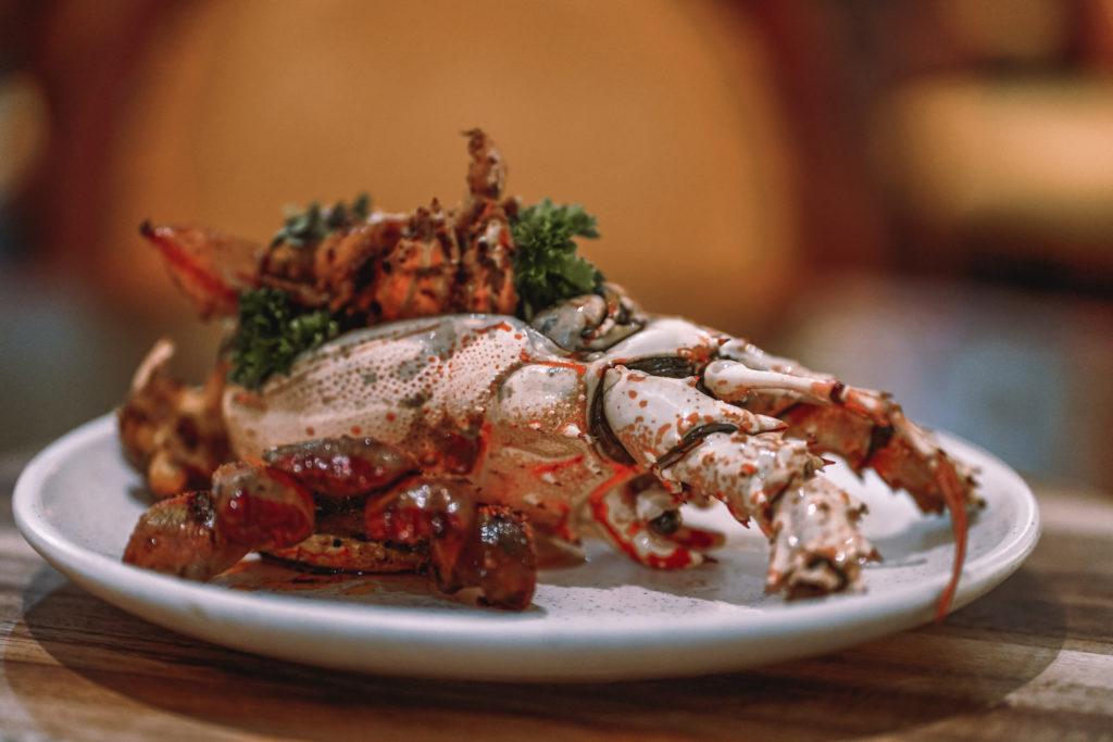 Xiang La Twin Lobster Tail